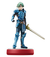amiibo Alm Fire Emblem Echoes: Shadows of Valentia