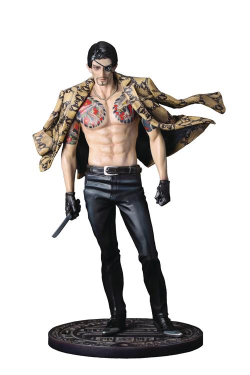 Yakuza Goro Majima 10 Inch PVC Figure