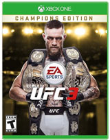 EA Sports UFC 3 Champion Edition