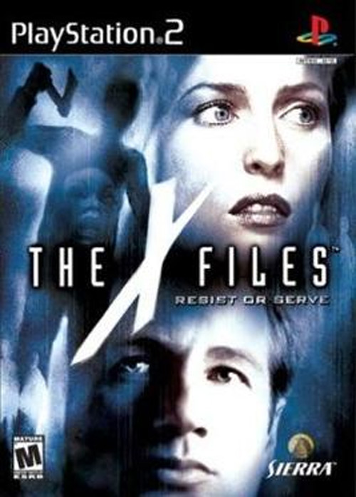 X-Files: Resist or Serve