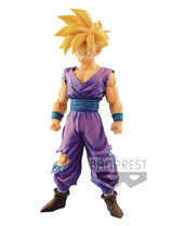 Dragon Ball Z: Grandista Resolution of Soldiers Son Gohan Figure