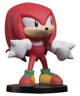 Sonic the Hedgehog: Knuckles PVC Figure