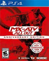 MX vs. ATV: All Out Anniversary Edition