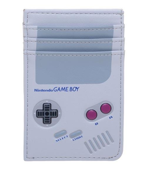 Nintendo Game Boy Front Pocket Wallet