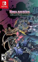 Ninja Saviors: Return of the Warriors