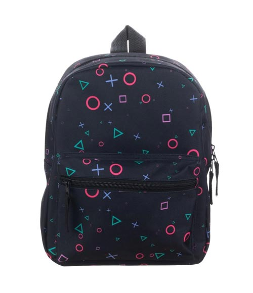 Sony PlayStation All-Over Sublimated Print Mini Backpack