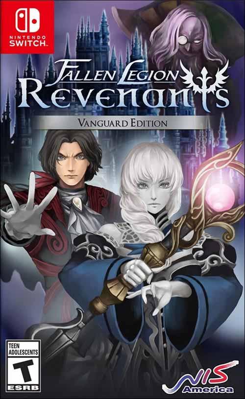 Fallen Legion: Revenants Vanguard Edition