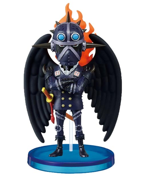 One Piece World Collectible Beast Pirates V1 Mini Figures BMB