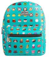 Animal Crossing Townsfolk All Over Print Mini Backpack