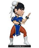 Street Fighter Chun-Li Bobblehead