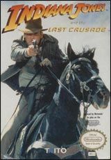 Indiana Jones and the Last Crusade Taito Version