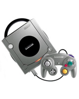 Nintendo GameCube System Platinum - Refurbished
