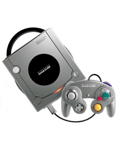 Nintendo GameCube System Platinum - Refurbished