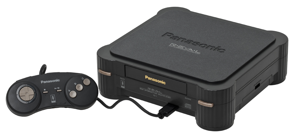 3DO Panasonic FZ-1 Basic Package