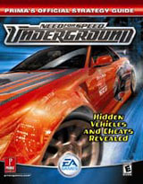 Need for Speed Underground Official Strategy Guide