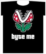 Nintendo: Byte Me T-Shirt Med