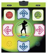 Xbox Night Moves Wireless Dance Pad by Pelican