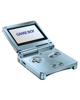 Nintendo Game Boy Advance SP Pearl Blue