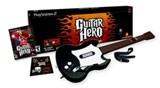 PlayStation 2 Guitar Hero with Guitar Bundle