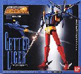 Soul of Chogokin GX-19 Getter Robo Liger Die Cast Figure