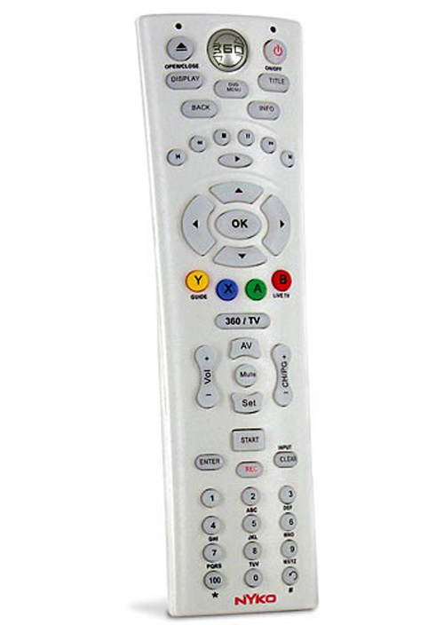 Xbox 360 Smart Remote by Nyko