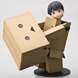 Yotsuba&! Danboard Revoltech Action Figure