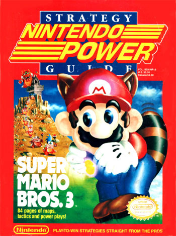 Nintendo Power Volume 13 Super Mario Bros. 3 Guide