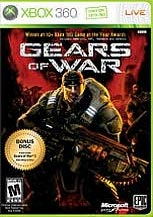 Gears of War Two Disc Edition