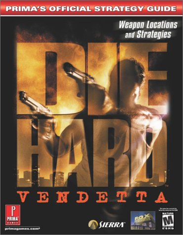 Die Hard Vendetta Official Strategy Guide Book