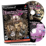 Eternal Poison With Soundtrack CD