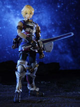 Star Ocean 4: The Last Hope Play Arts Edge Action Figure