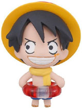 One Piece Chara Fortune Mini Figure