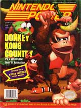 Nintendo Power Volume 66 Donkey Kong Country