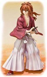 Rurouni Kenshin Kenshin Himura Figuarts Zero