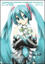 Hatsune Miku Graphics: Character Collection CV01