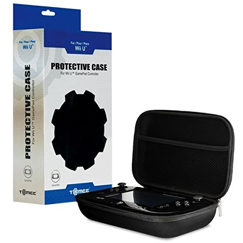 Wii U GamePad Protective Case Black