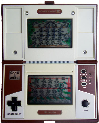 Game & Watch Multi-Screen Series: Donkey Kong 2