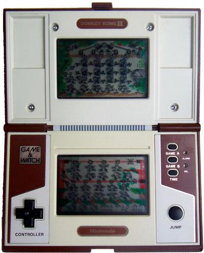 Game & Watch Multi-Screen Series: Donkey Kong 2