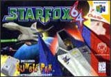 Star Fox 64 with Rumble Pack
