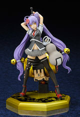 Samurai Girls Kanetsugu Naoe 1/8 Scale PVC Figure Version 1.5