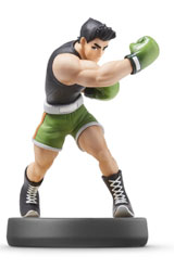 amiibo Little Mac Super Smash Bros.