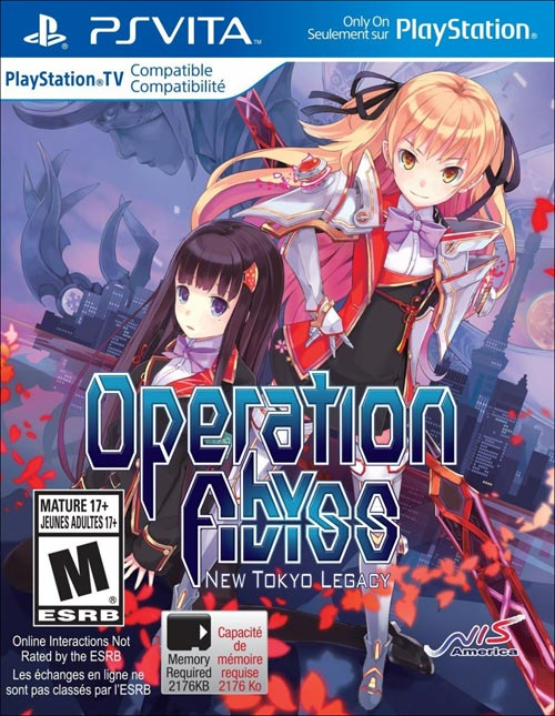 Operation Abyss: New Tokyo Legacy Launch Edition