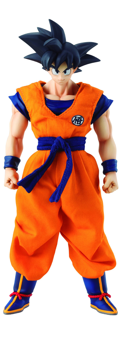 Dimension of Dragonball Goku Fig