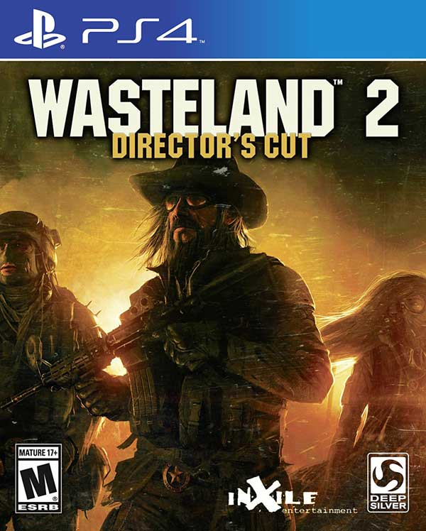 Wasteland 2 Director's Cut