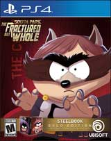 South Park The Fractured But Whole Steelbook Gold Edition