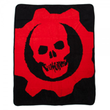 Gears Of War Logo Throw