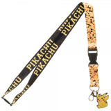 Pokemon Pikachu Lanyard With Charm