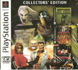 Legacy of Kain / Fighting Force Collectors Edition