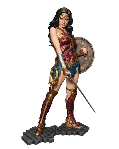 Wonder Woman Movie: Wonder Woman ArtFX 1/6 Scale Statue