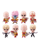 One Punch Man Buildable Figures Blind Mystery Box